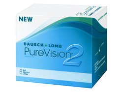 Soczewki PureVision 2HD 3szt.