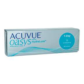 Kontaktlinsen 1Day Acuvue Oasys with Hydraluxe 30 Stck.