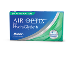 Air Optix Plus HydraGlyde for Astigmatism 3pcs.