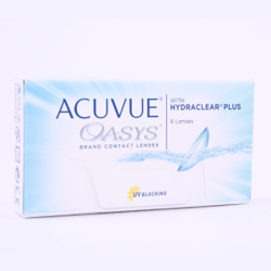 Acuvue Oasys 6pcs