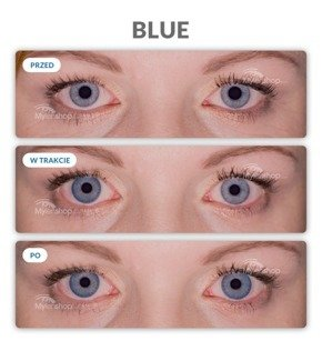 Air Optix Colors emphasizing 2pcs.