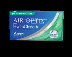 Air Optix Plus HydraGlyde for Astigmatism 6pcs.
