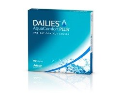 Dailies AquaComfort Plus 90szt.