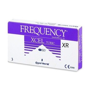 Frequency Xcel Toric XR 3pcs.