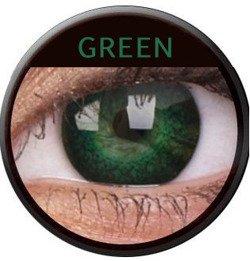 Farbige Kontaktlinsen ColourVue Eyelush (PWR 0,00) 2 Stck.