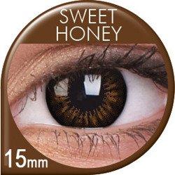 Farblinsen ColourVUE Big Eyes 15mm (PWR 0,00) 2 Stck.