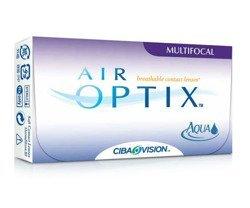 Kontaktlinsen Air Optix Aqua Multifocal 6 Stck.