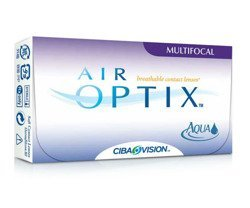 Kontaktlinsen Air Optix Aqua Multifocal3 Stck.