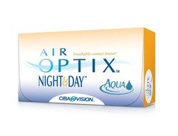 Kontaktlinsen Air Optix Aqua Night&Day 6 Stck.