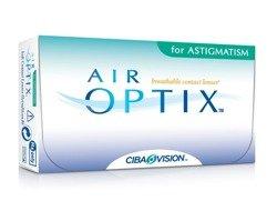 Kontaktlinsen Air Optix for Astigmatism 3 Stck.