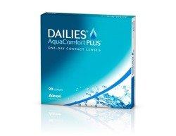 Kontaktlinsen Dailies AquaComfort Plus 90 Stck.