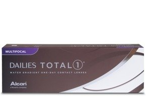 Kontaktlinsen  Dailies Total 1 Multi-Focal 30 Stck.