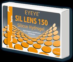 Kontaktlinsen Eyeye Sil Lens 6 Stck.