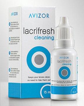 Krople Avizor Lacrifresh Cleaning Drops - czyszczące 15ml
