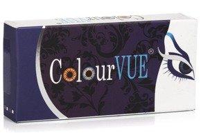 Soczewki Kolorowe ColourVue Elegance 2szt.